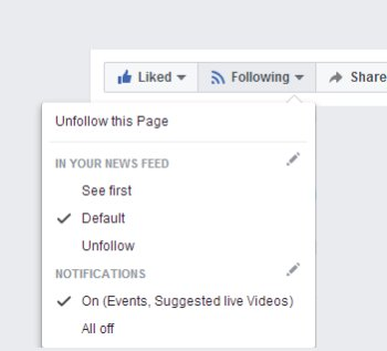 Upcoming changes to Facebook for Business Pages